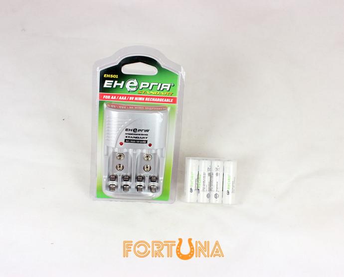 Зарядное устройство Энергия + 4 АКБ