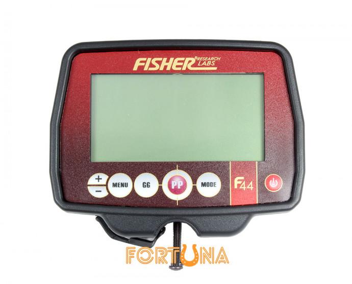 Металлоискатель Fisher F44 11DD