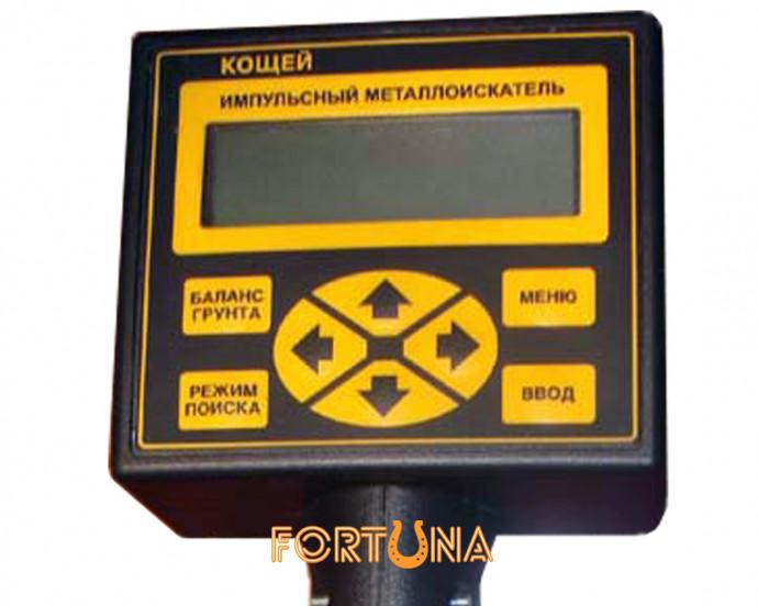Блок металлоискателя Кощей -5ИМ, новая прошивка 1.12
