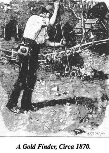 Первый металлоискатель