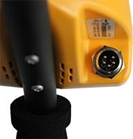 Разъем катушки металлоискателя Garrett Euro Ace 350