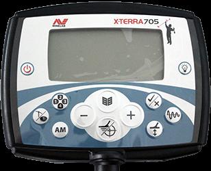 Блок питания металлоискателя X-Terra 705