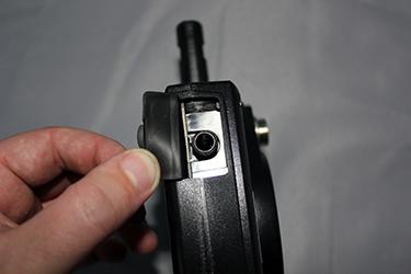 Разъем для наушников металлоискателя X-Terra 705