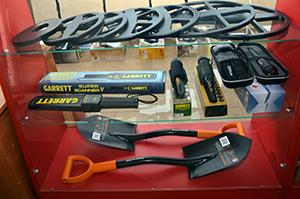 Аксессуары для металлоискателей