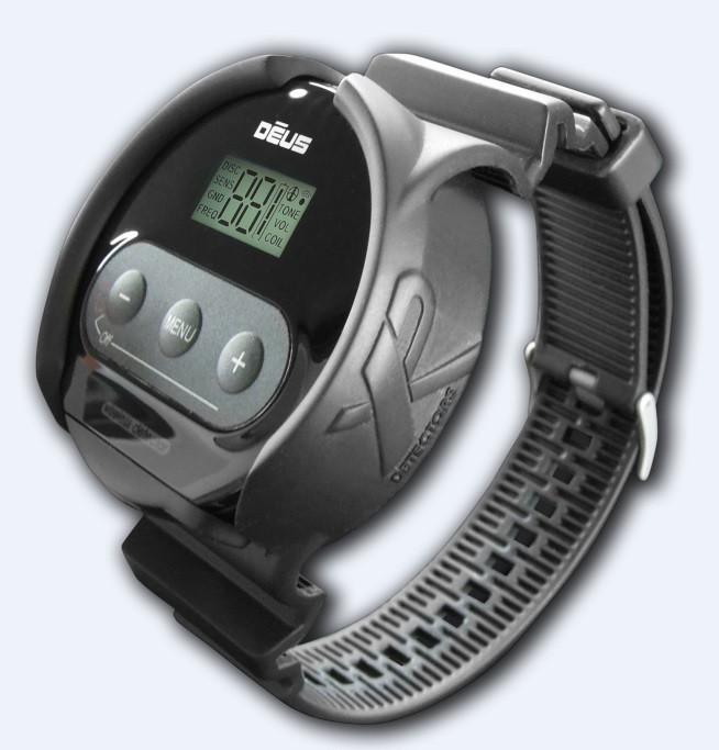 Силиконовый браслет для металлоискателя XP Deus