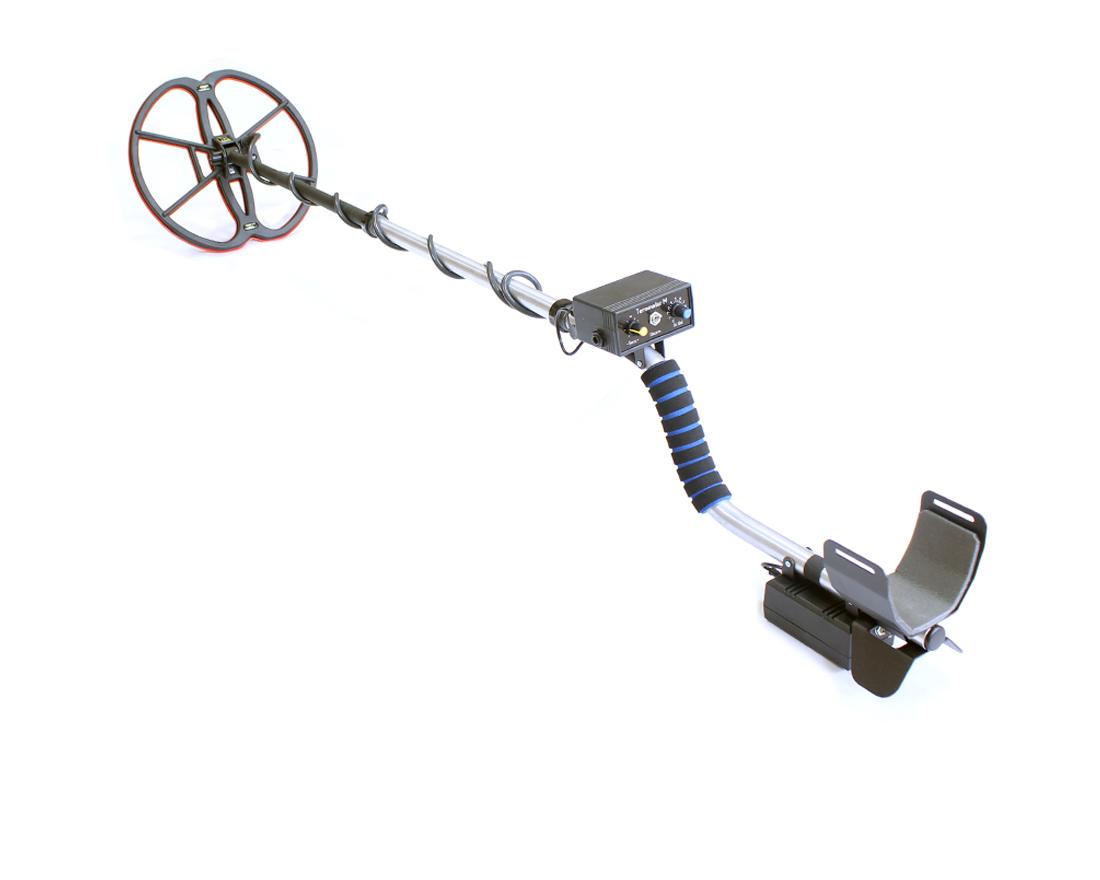 металлоискатель терминатор + катушка  Nel Fly